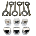 CA033S - Racing Pistons & Con-Rods for CA032 Crank