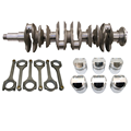 CA034S - Racing Crankshaft + Pistons + Rods Set
