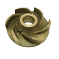 ENG1149 - INRacing new water pump impellor